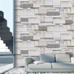 Giấy dán tường giả gạch ốp xốp giá bao nhiêu tiền 1m2 trọn gói theo m2 mới nhất 2020