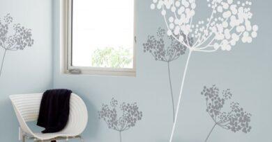 Thợ dán decal tường, Kính tại hà nội giá rẻ chuyên nghiệp cho phòng khách phòng ngủ